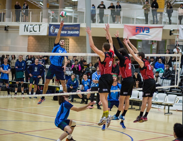Volleyball New Zealand Nz Club Championships
